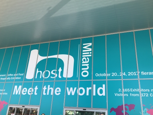 HOSTMILANO 2017 BUSINESS E GLAMOUR