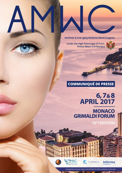 Aesthetic Anti-Aging Medicine World Congress a Montecarlo