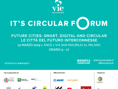 """It's Circular Forum"" a Milano"