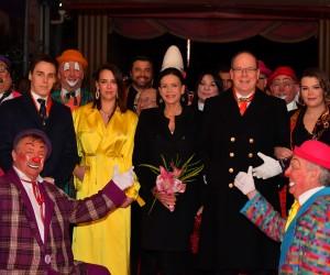 La magia del circo a Monaco