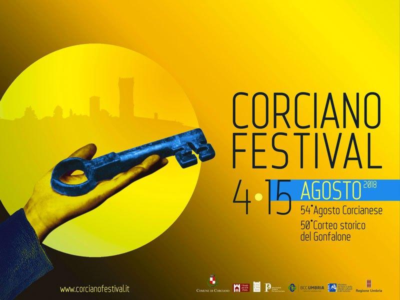 Corciano Festival 2018