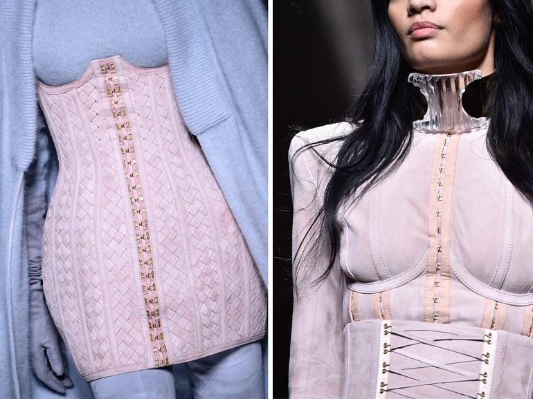La rivincita del corsetto