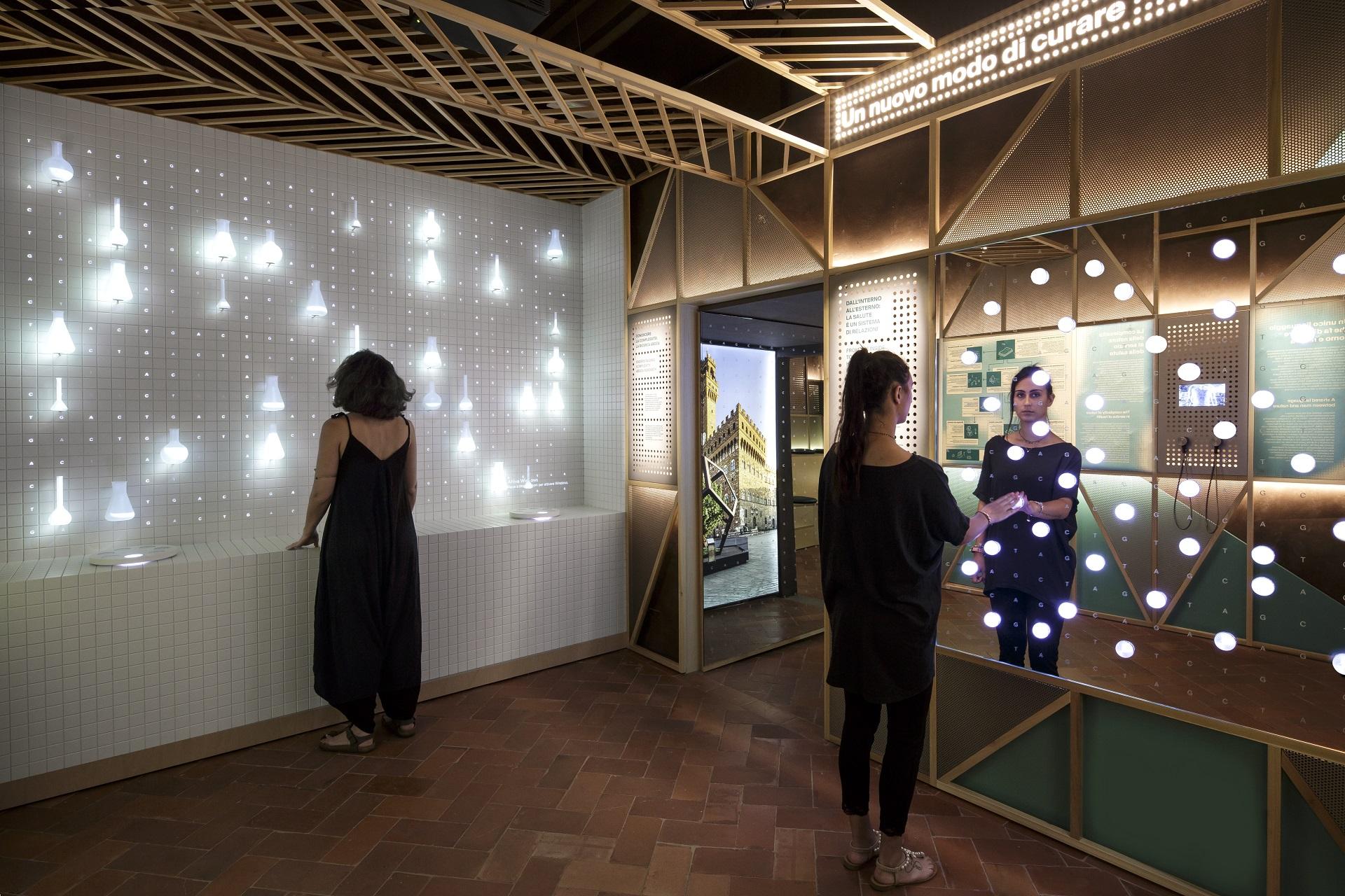 Il Museo Aboca punta sull'esperienza multimediale