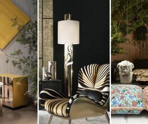 Dettagli complementi di arredo: Fendi Home, Roberto Cavalli Home, Versace Home