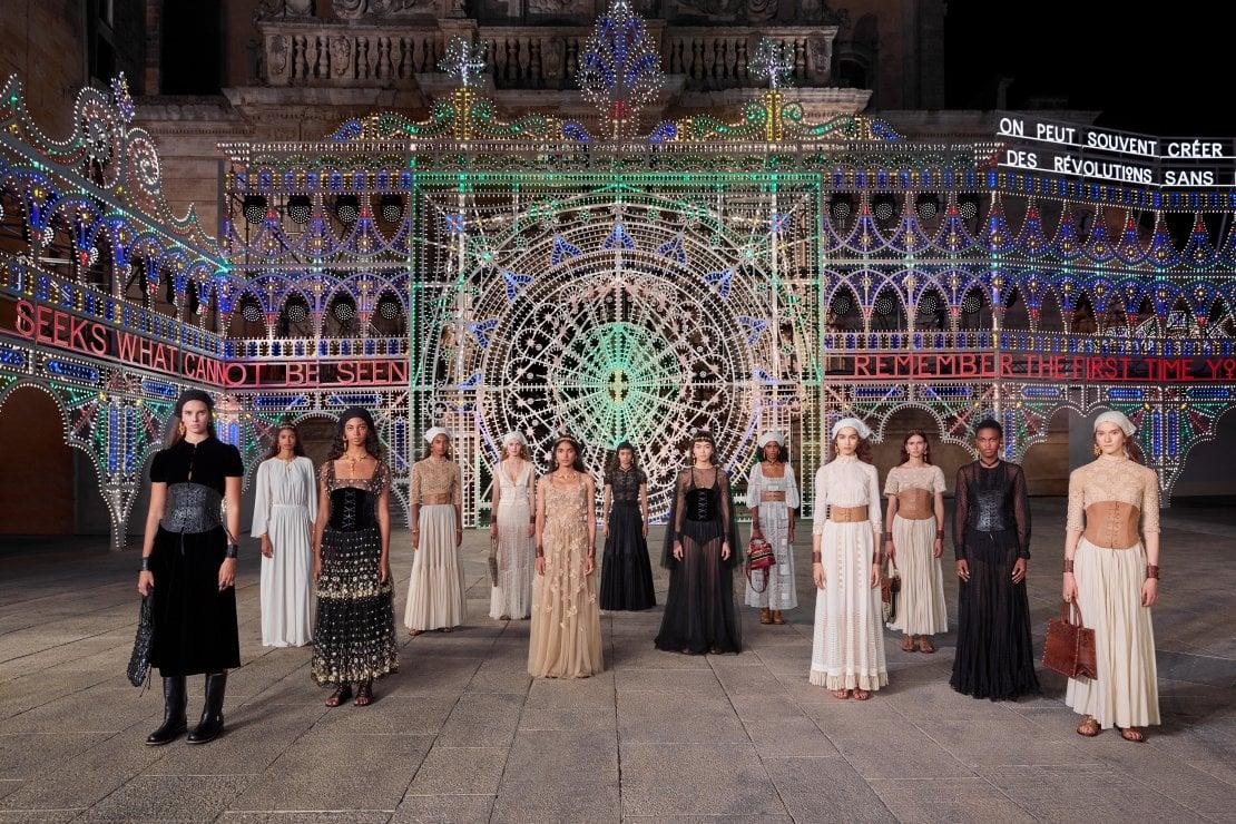 Dior incanta il mondo scegliendo la Puglia