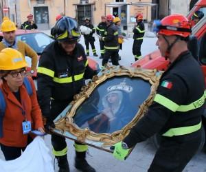 Vigile del fuoco – Mestiere di fede e di passione a servizio della salvaguardia dell'arte e della storia