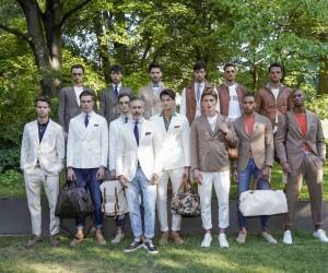 Milano Moda 2019. Pianeta uomo. Eleventy disegna il nuovo nella continuità