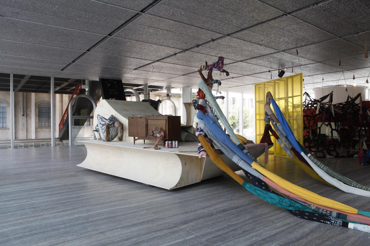 John Bock alla Fondazione Prada