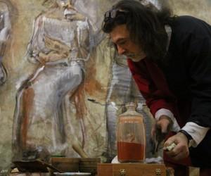 """""""Terre di Leonardo 500"""" del maestro Igor Borozan: sold out al Milano Off 2019"""