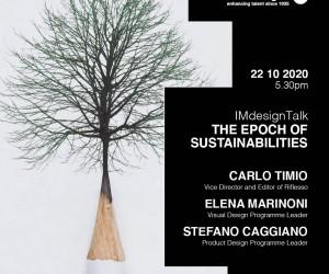 Design Talk sulle Sostenibilità all'Istituto Marangoni