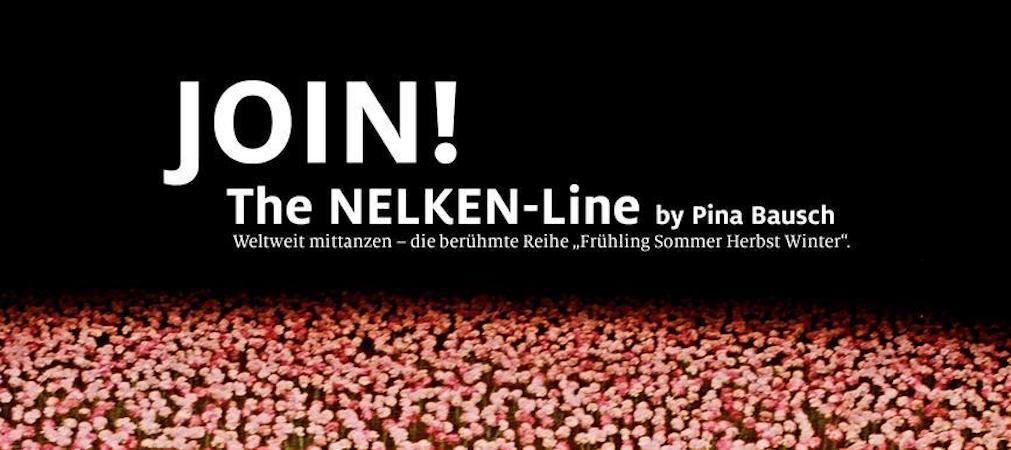 Die Nelken-Reihe, la danza ai Giardini Carducci