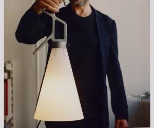 Lamp Mayday di Konstantin Grcic