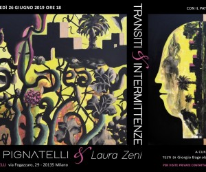 """Transiti & Intermittenze"" a Milano"