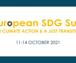 The European SDG Summit