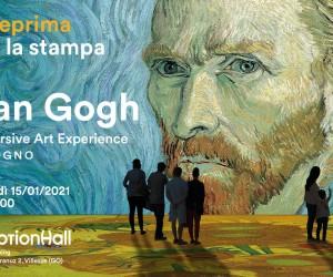 """""""Van Gogh. Immersive Art Experience. Il Sogno"""""""