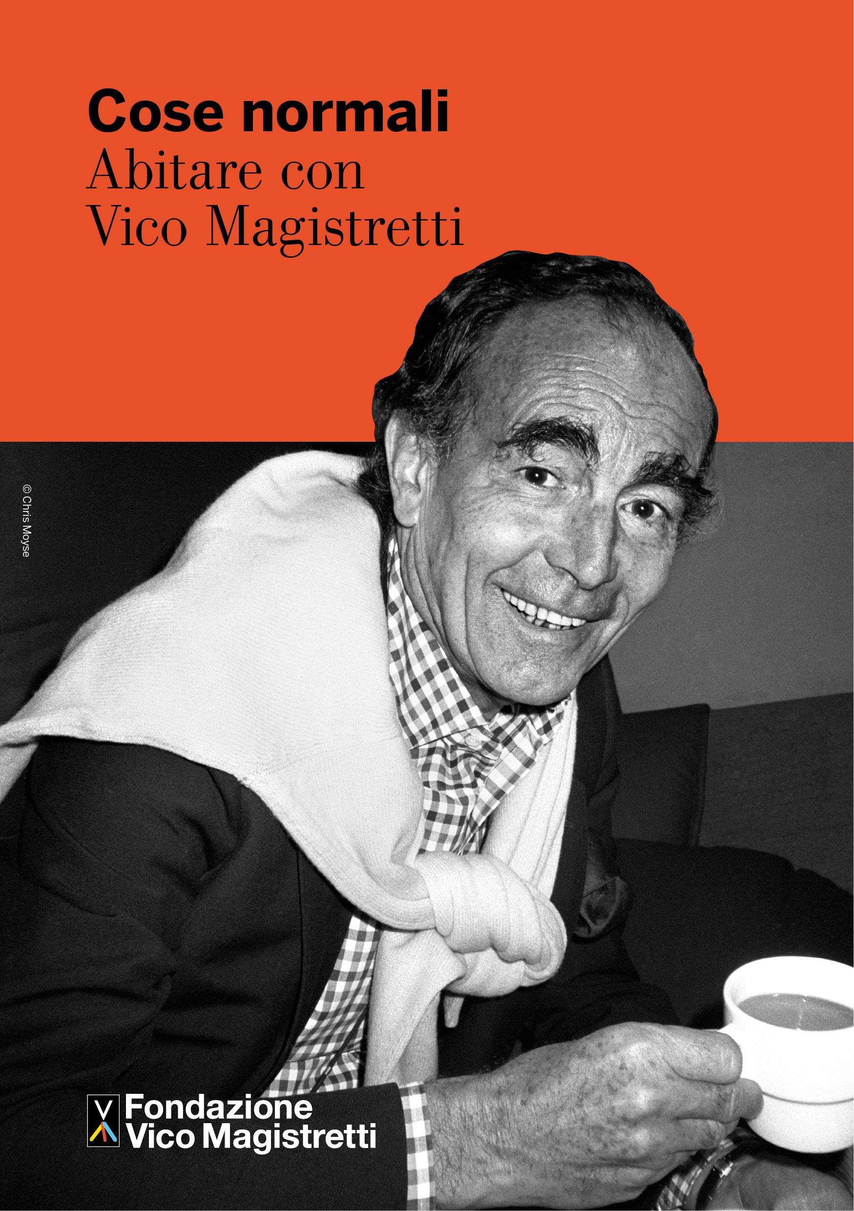 """""""Cose normali. Abitare con Vico Magistretti"""" a Milano"""
