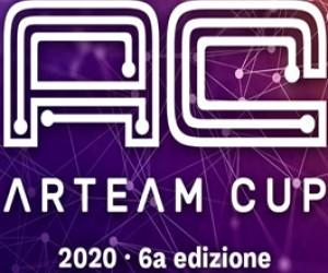 La premiazione di Arteam Cup 2020