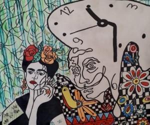 Giornata contro la violenza sulle donne con le artiste della Patty's Art Gallery