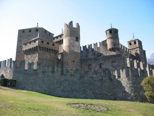 Il Castello di Fénis, una fiaba senza tempo