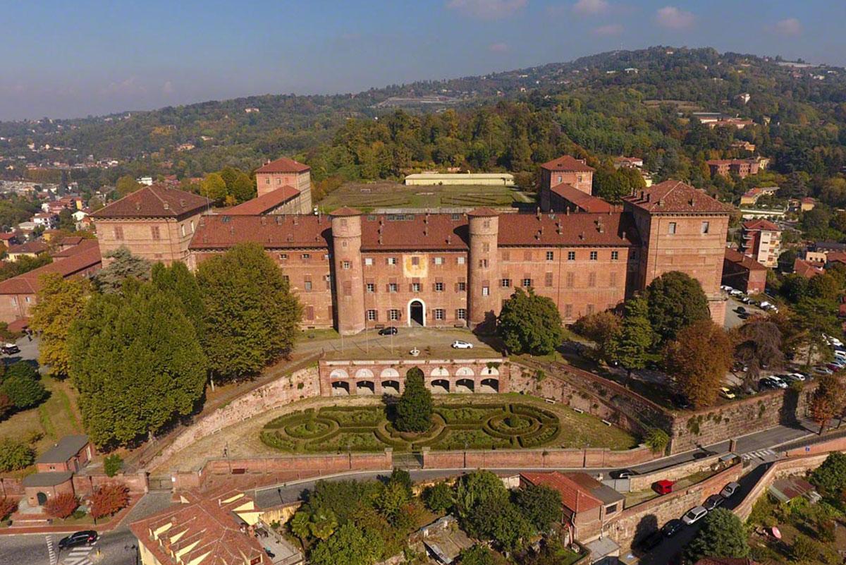 Il Castello di Moncalieri e il restaurato percorso museale