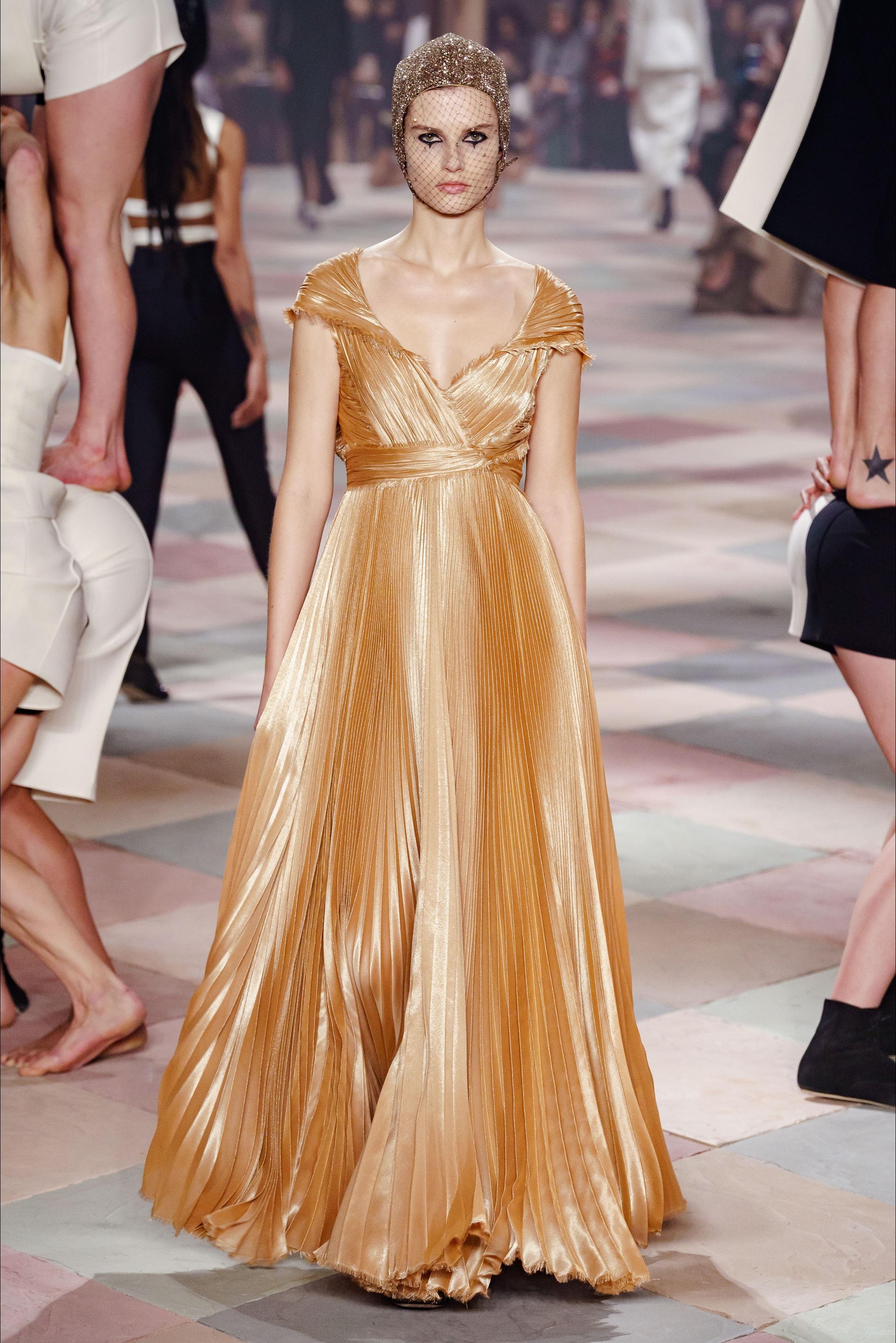 Dior porta in passerella sogno e magia