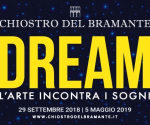 A Roma un viaggio tra arte e sogno