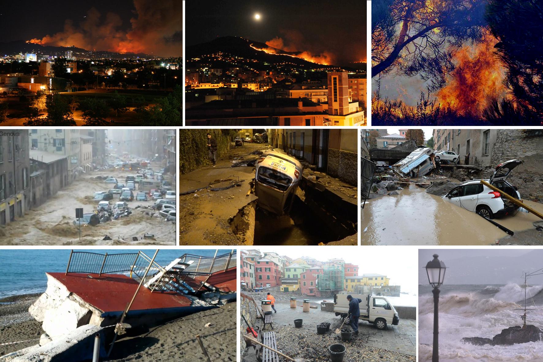 Comunicazione visiva e emergenze ambientali