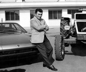 """In memory of Ferruccio Lamborghini"""