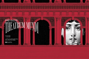"""Fornasetti Theatrum Mundi"""