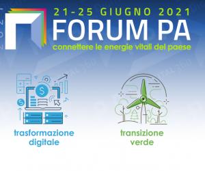 Il Forum della Pubblica Amministrazione 2021