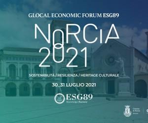 Glocal Economic Forum: sostenibilità, eredità culturale e resilienza