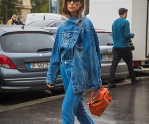 La giacca di Jeans