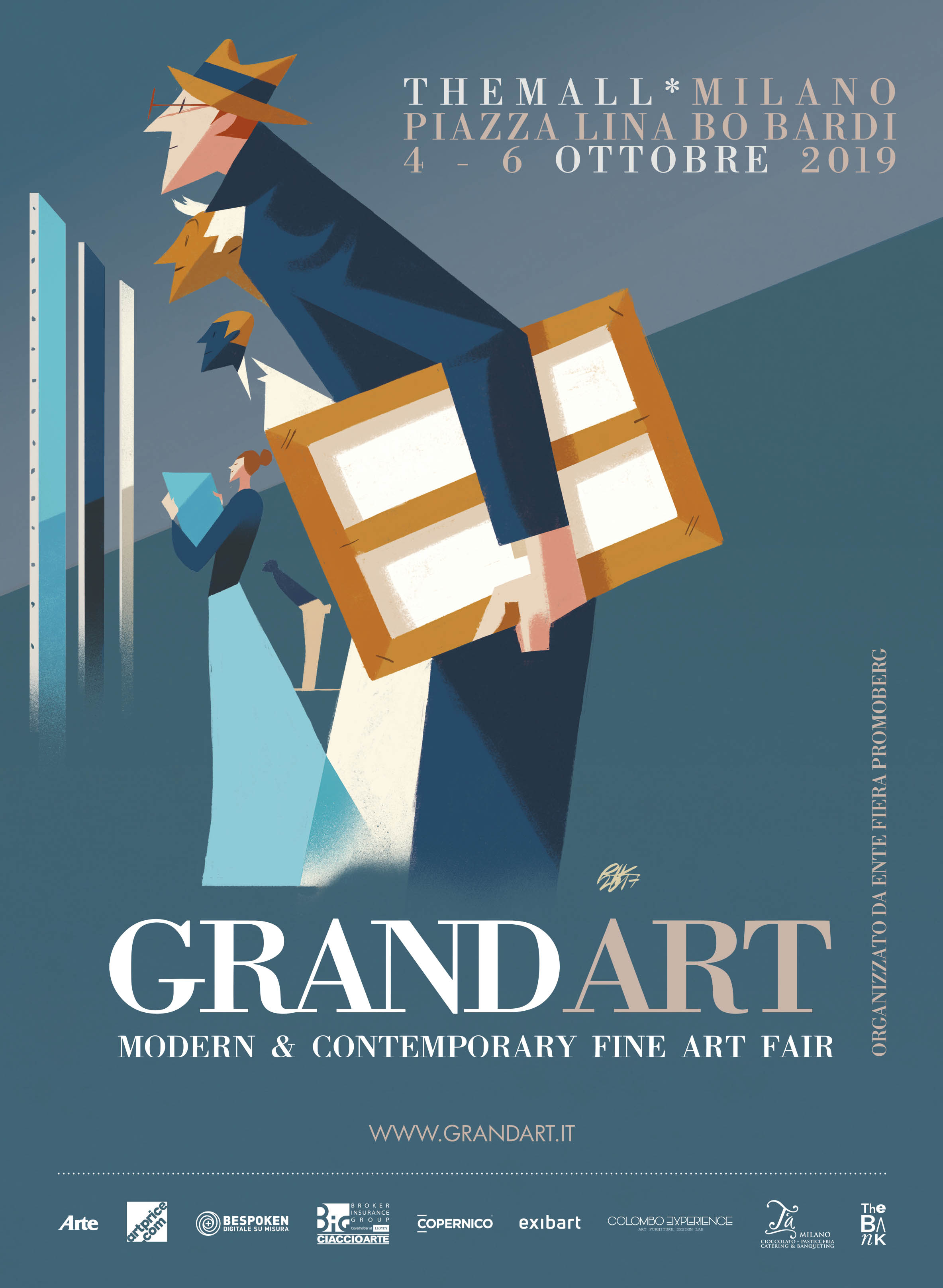 GrandArt: Modern & Contemporary Fine Art Fair