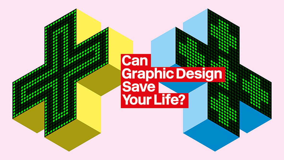Quando il graphic design ti salva la vita