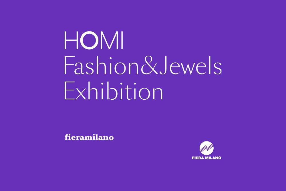 HOMI Fashion&Jewels Exhibition