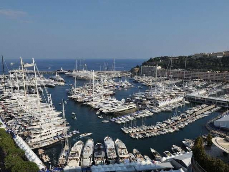 Il Cluster Nautico Umbria presenzia al Monaco Yacht Show