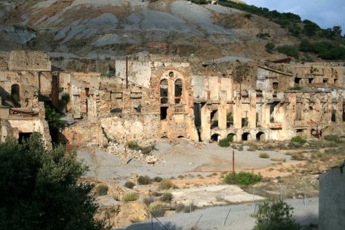 Il villaggio minerario di Ingurtosu