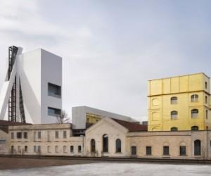 La Torre Della Fondazione Prada a Milano