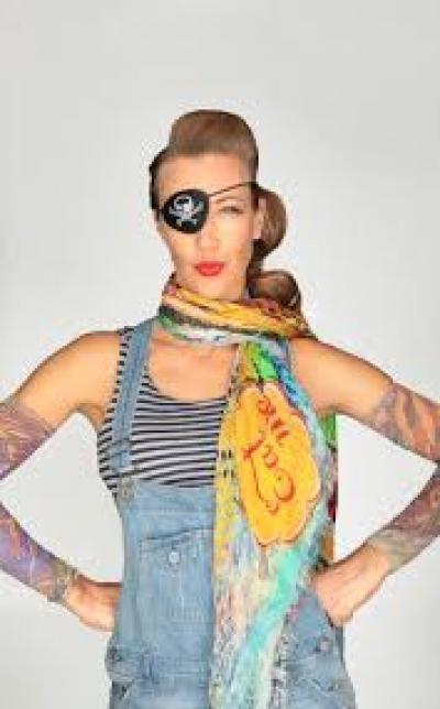 Ludmilla Radchenko, una creatività artistica che si esprime in modo eclettico