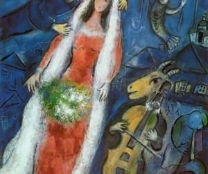 Il mondo fiabesco di Chagall ad Asti