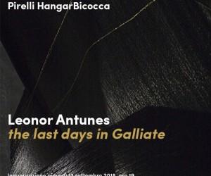 """The last days in Galliate"""