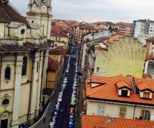 Museo d'Arte Urbana a Torino: il primo insediamento artistico a cielo aperto