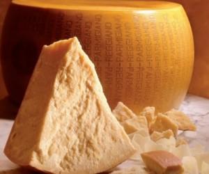 Sapore e forma: è il Parmigiano Reggiano