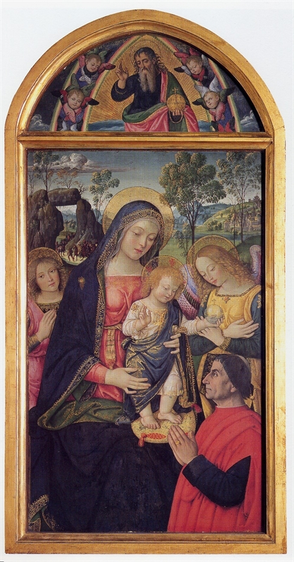La Madonna della Pace di San Severino Marche