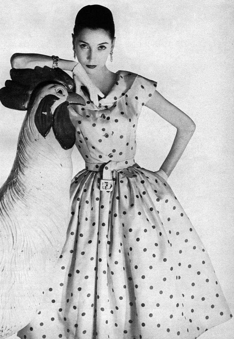 I polka dots, fantasia evergreen della moda