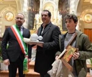 Andrea Margaritelli vince il premio