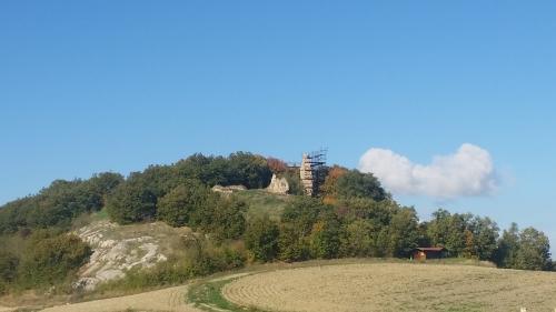 Rocca di Ripalta vecchia: una testimonianza di fortificazione medioevale
