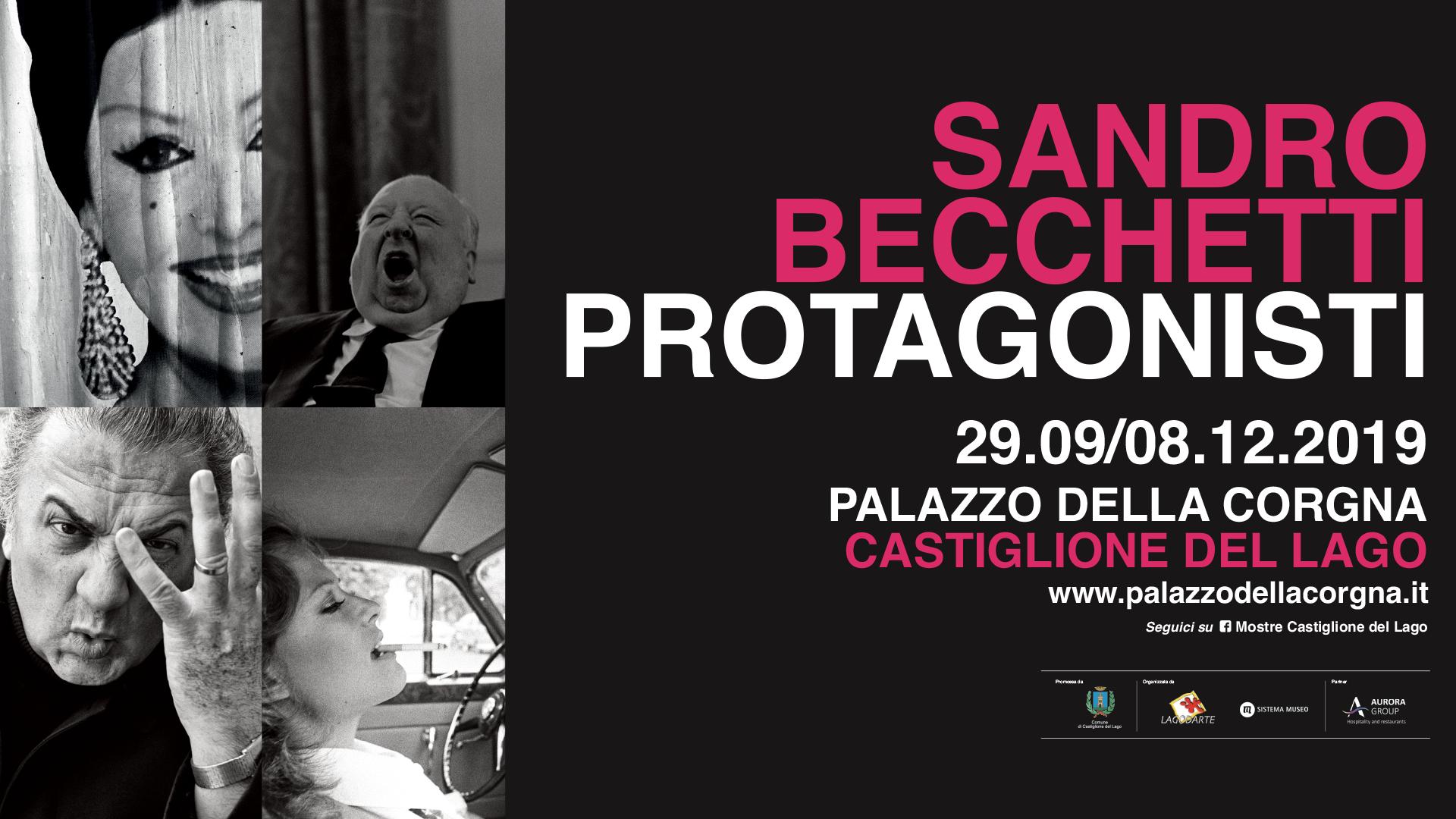 """""""Sandro Becchetti. Protagonisti"""""""