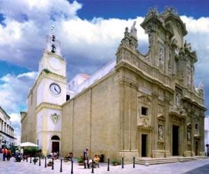 Basilica di Sant'Agata a Gallipoli tra fasto immaginifico e ricchezza decorativa
