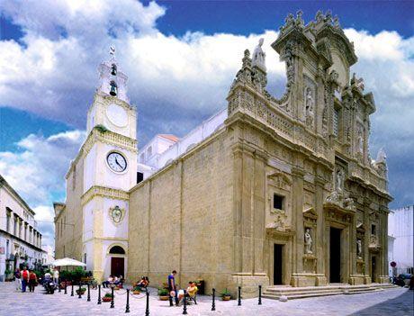 Riflesso Basilica Di Sant Agata A Gallipoli Tra Fasto Immaginifico E Ricchezza Decorativa